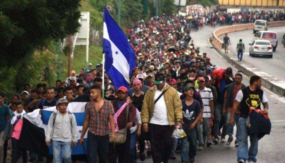 """Honduras: """"La gente huye del terror y la miseria"""""""