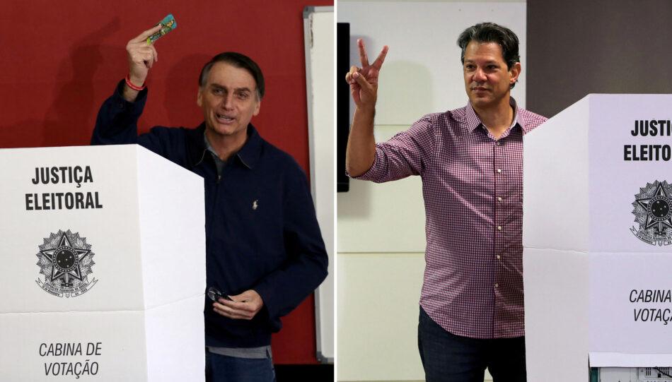 Claves de la campaña más polarizada de la historia de Brasil
