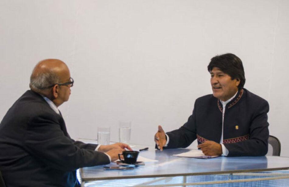 Bolivia buscará puertos alternativos para movimiento comercial