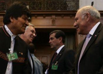 Corte de La Haya desecha demanda boliviana