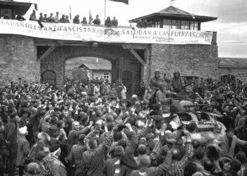La Comunidad de Madrid «oculta» a los 9.300 republicanos españoles deportados a campos nazis