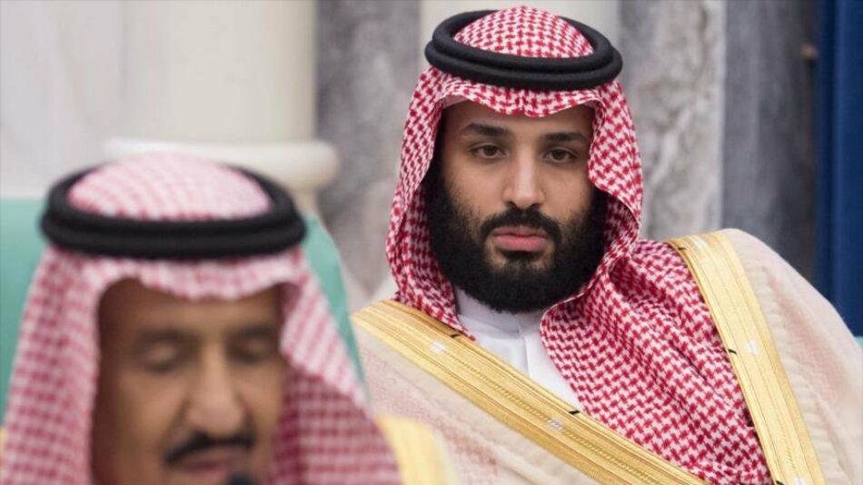 """La familia real saudí busca derrocar a Bin Salman por Khashoggi"""