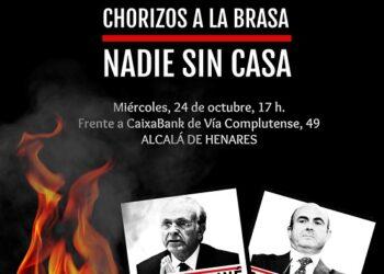 Alcalá de Henares se suma a las movilizaciones del 24 de octubre para solicitar un alquiler social para Crina