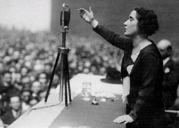El derecho a voto para las mujeres tras proclamarse la II República: discurso íntegro de Clara Campoamor en las Cortes el 1 de octubre de 1931