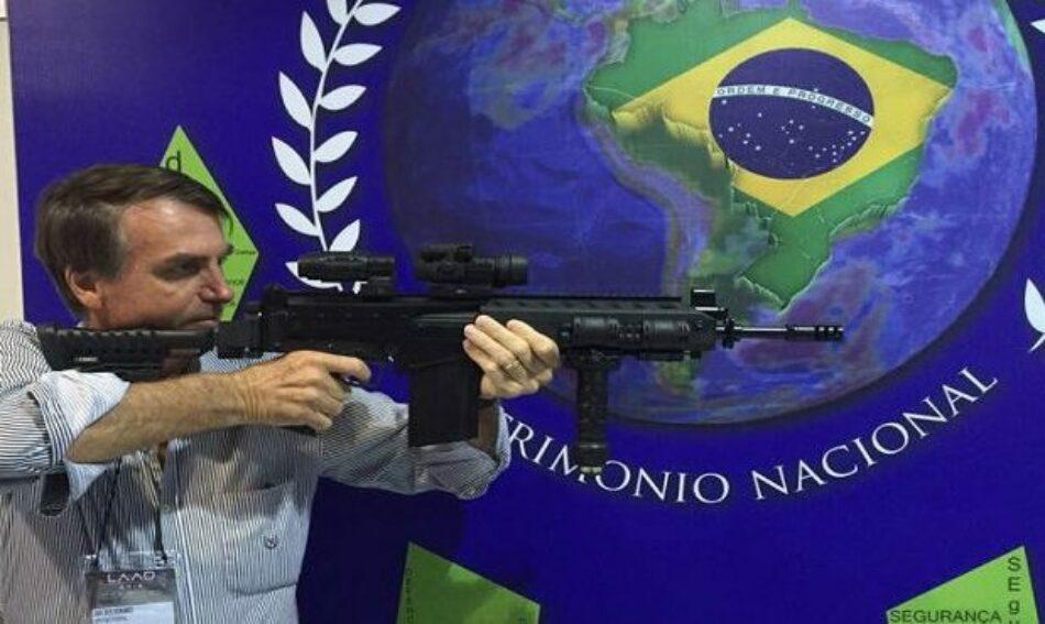 Ultraderechista Jair Bolsonaro gana elecciones en Brasil