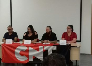 La CNT presenta una denuncia contra Madrid Destino por su política de contratación