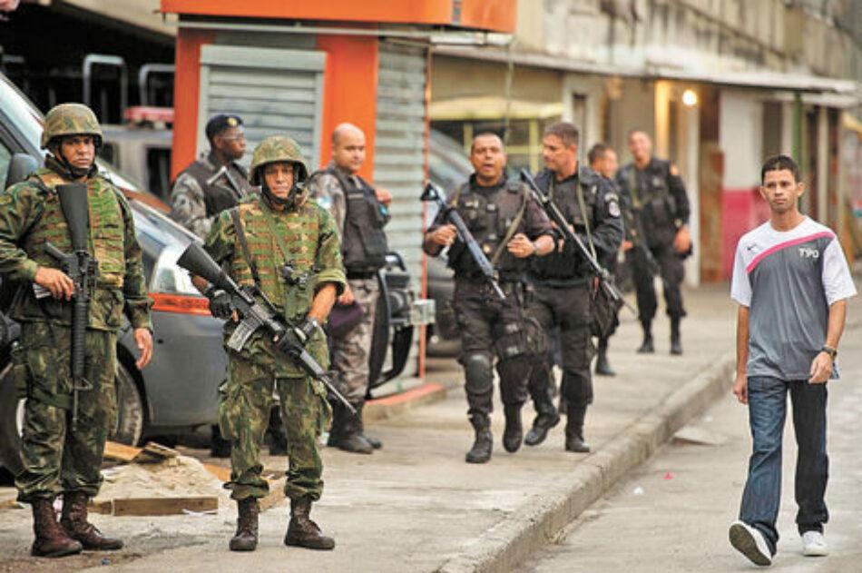 Brasil: Temer prepara el clima antirepresivo y de injerencia militar para fortalecer el aterrizaje de Bolsonaro