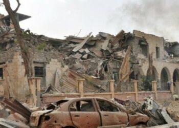 EEUU y sus aliados de la coalición matan a 62 civiles en bombardeos contra dos pueblos de Deir Ezzor