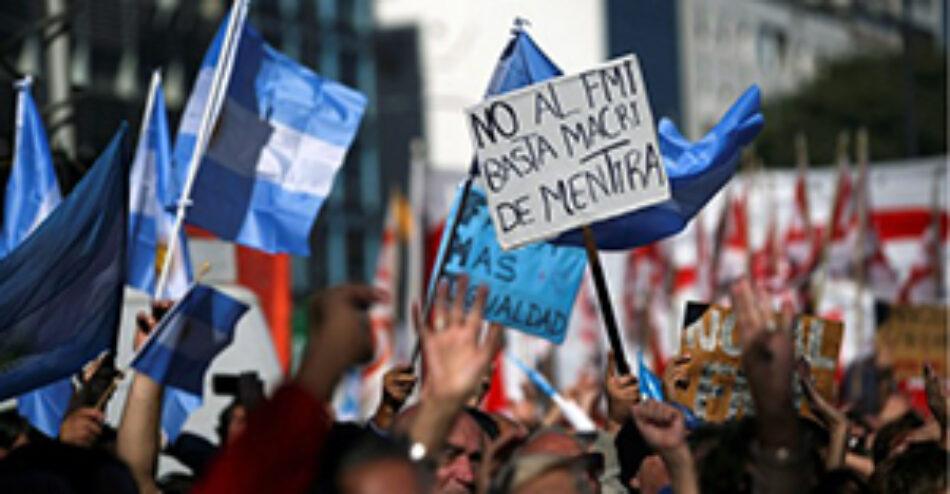 ¿Qué crisis será televisada: la de Venezuela o la de Argentina?