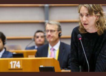 La europarlamentaria Marina Albiol presenta su «dimisión irrevocable» como Portavoz ante la «falta de respuesta» de la dirección federal de IU en supuestos casos de acoso laboral