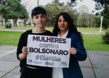 #EleNão o el decisivo voto femenino en Brasil