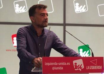 Maíllo abre la APyS de IU para exponer los avances de Adelante Andalucía de cara a las autonómicas