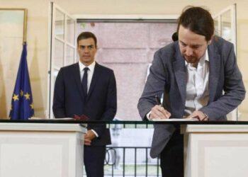 Pablo Iglesias: «la mejor garantía para que el acuerdo de los presupuestos salga es que la gente esté movilizada»