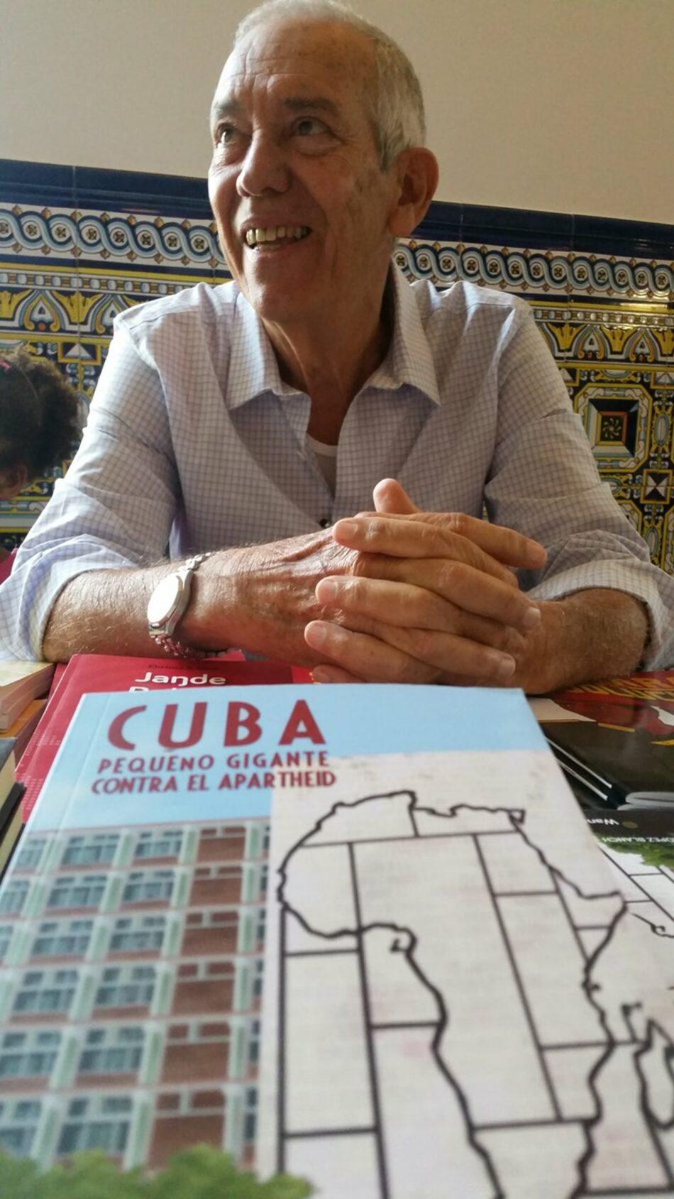 Divulgan en España ayuda cubana a África