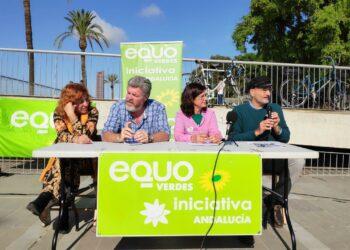 EQUO Verdes-Iniciativa Andalucía se presenta como la única opción para garantizar que el ecologismo tiene representación en las instituciones
