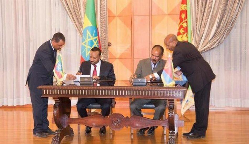 Eritrea, de vuelta al mundo