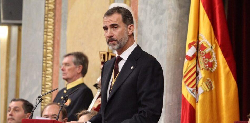 El Parlament de Catalunya reprova Felip VI i aposta per abolir la monarquia