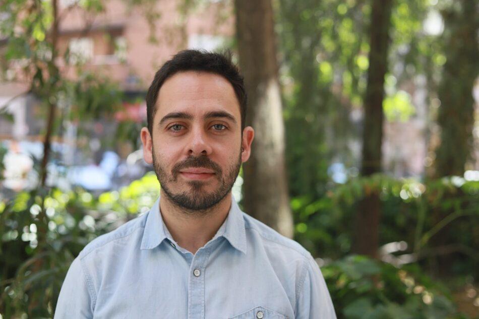 Fran Casamayor, Secretario de Organización Autonómica de Podemos en la Comunidad de Madrid: «las herramientas participativas que orienten el programa electoral saldrán de Hacer Madrid»