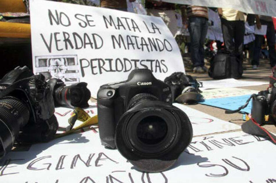 Van 140 periodistas asesinados en México desde el 2000