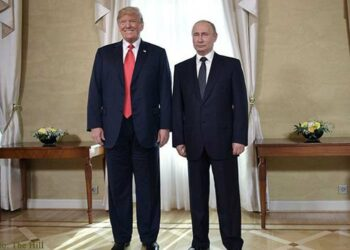 Kremlin confirma diálogo fuerte de Putin y Trump en Helsinki
