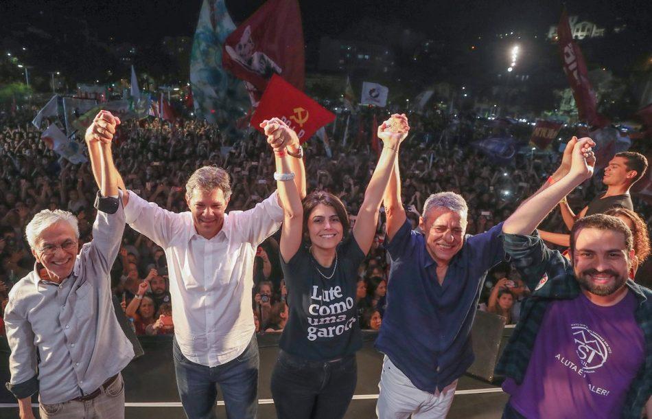 Las encuestas aún dan esperanzas y confirman el crecimiento de Haddad en Brasil
