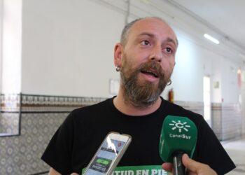 El PCA apoya la huelga convocada a partir de mañana por los trabajadores del aeropuerto de la Base de Rota y denuncia el abandono de Susana Díaz y Pedro Sánchez