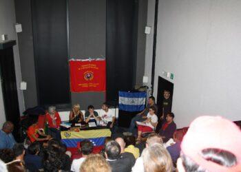 Se crea en Bruselas la Red Europea de Solidaridad con la Revolución Bolivariana