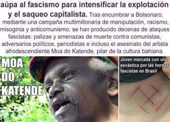 La burguesía aúpa al fascismo: Bolsonaro y el esclavismo capitalista
