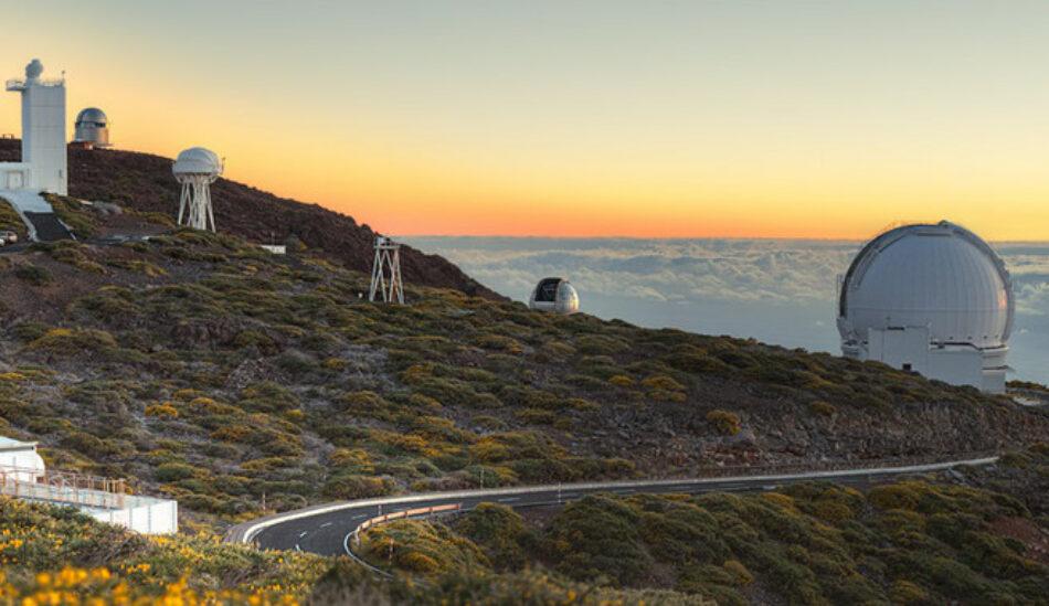 La astrofísica en Canarias triplica el valor de sus inversiones