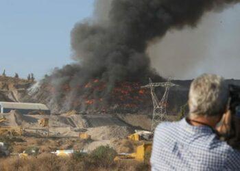 La Fiscalía responde a EQUO con medidas para atajar los numerosos incendios en plantas de reciclaje