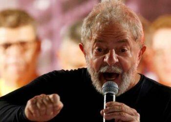 Lula manifiesta su rechazo a la campaña de Fake News contra Haddad