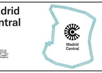 1.400 organizaciones entregan un escrito a Manuela Camena exigiendo la puesta en marcha de Madrid Central sin prórrogas ni rebajas