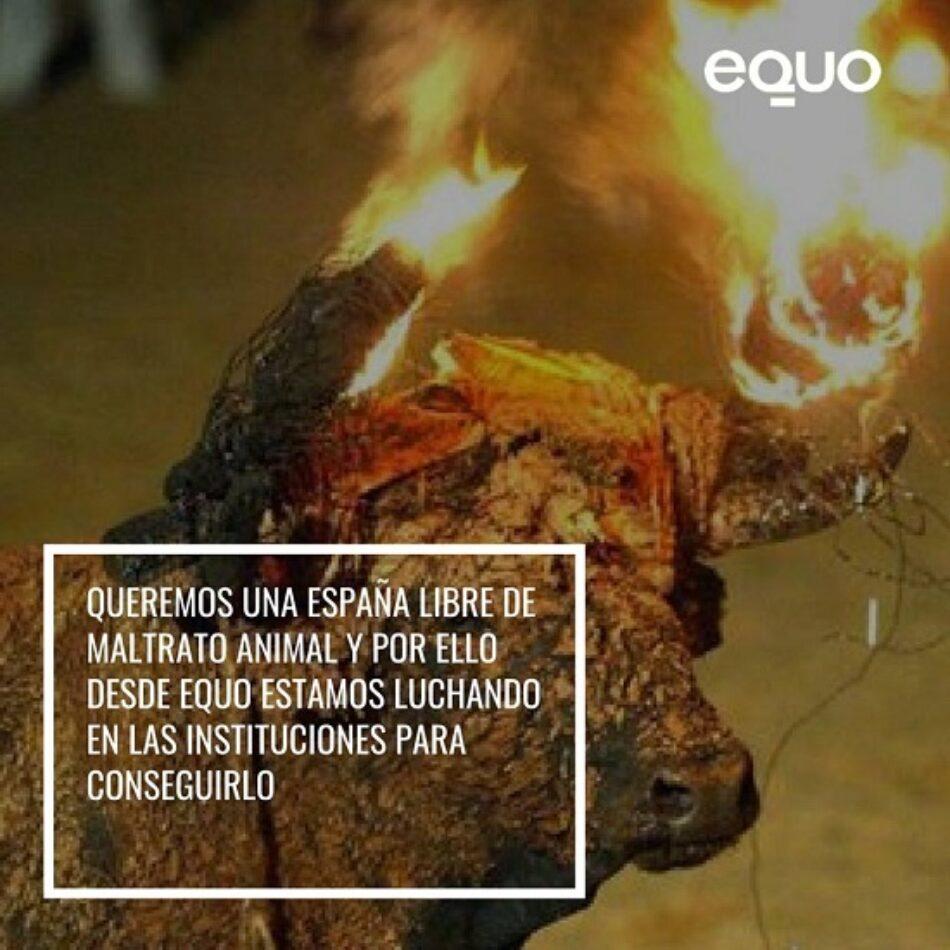 EQUO ratifica en el Día Mundial de los Animales su firme compromiso con los derechos de los animales