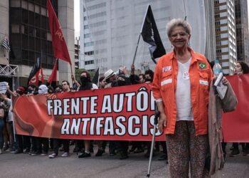 Manifestaciones multitudinarias contra Bolsonaro en Brasil