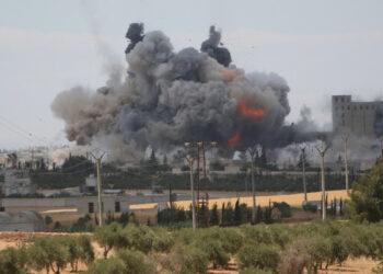 Un senador ruso llama a la OPAQ a examinar los datos sobre el uso de fósforo blanco en Siria