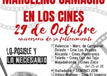 Comienza la semana de Marcelino Camacho en los cines