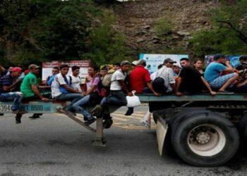 ¿Qué hacen los Gobiernos ante caravana de migrantes centroamericanos?