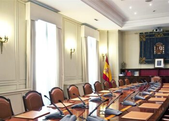 Unidos Podemos impulsa un acuerdo en el Congreso para democratizar el Consejo General de Poder Judicial