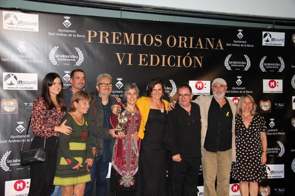 El documental «Leo a la vida» gana el premio al mejor documental en los Premio Oriana 2018