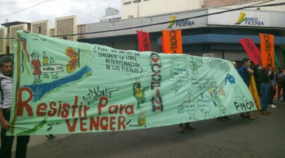 Caso Berta Cáceres: Víctimas se declaran en rebeldía