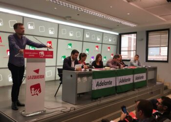 """Maíllo: """"Adelante Andalucía va a defender la redistribución de la riqueza y nuestros derechos frente a los que creen que nuestra tierra es su cortijo»"""