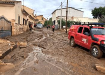 EQUO reclama al Ejecutivo que aplique la legislación para prevenir las consecuencias de las riadas