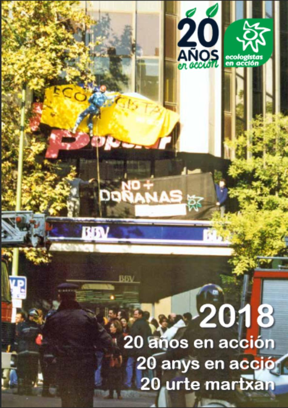 Días y eventos sobre ecología y medio ambiente: de octubre 2018 a septiembre 2019