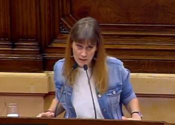 """Albiach insta Torra a abandonar """"terminis i calendaris impossibles"""" i treballar en un """"pacte de claredat"""" sobre el referèndum"""