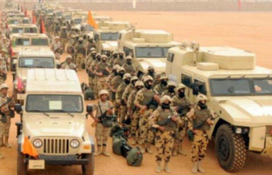 Egipto: Sinaí, la guerra incomoda