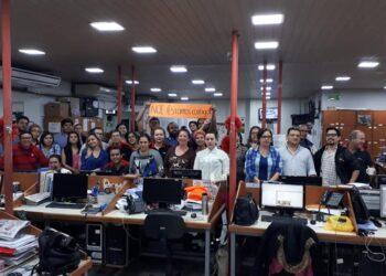 Denuncia las amenazas de muerte de la presidenta del sindicato de periodistas de Paraguay