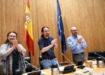 Iglesias, en el foro sobre la regulación del cannabis: «a España le conviene ser una referencia en Europa de algo que va a ocurrir en todos los países»