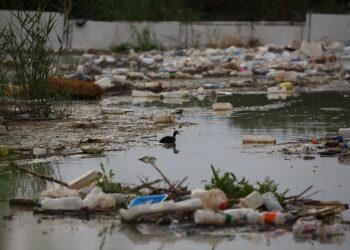 Greenpeace acoge con recelo el compromiso global de plásticos firmado por Coca-Cola, Nestlé, Danone, Mars, Pepsi y Unilever por no abordar realmente la reducción