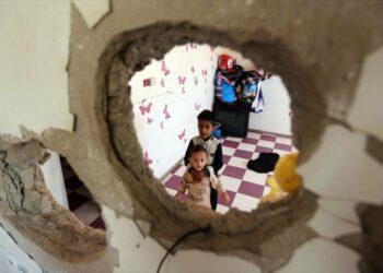 Naciones Unidas condena un ataque saudí contra un campo de refugiados en Yemen