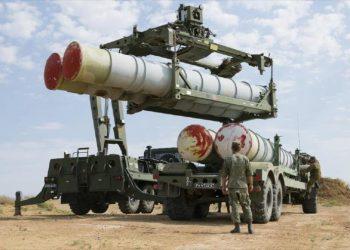 Rusia instalará en Crimea nuevo sistema antiaéreo S-400